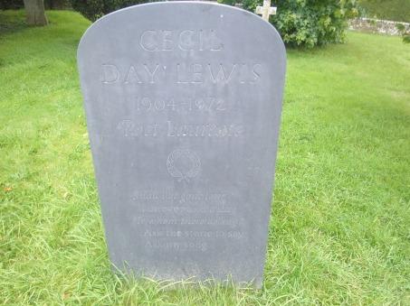 Cecil Lewis Grave